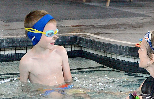 Goggles Nose Clip And Ear Protection Learn To Swim