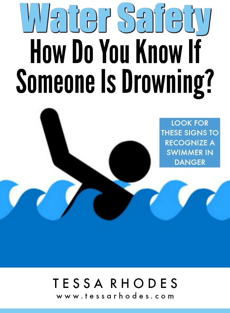 Drowning: How Do You Know If Someone Is Drowning?