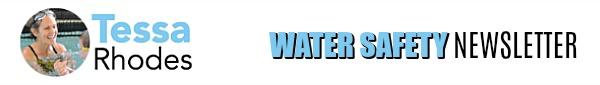 Water Safety Newsletter