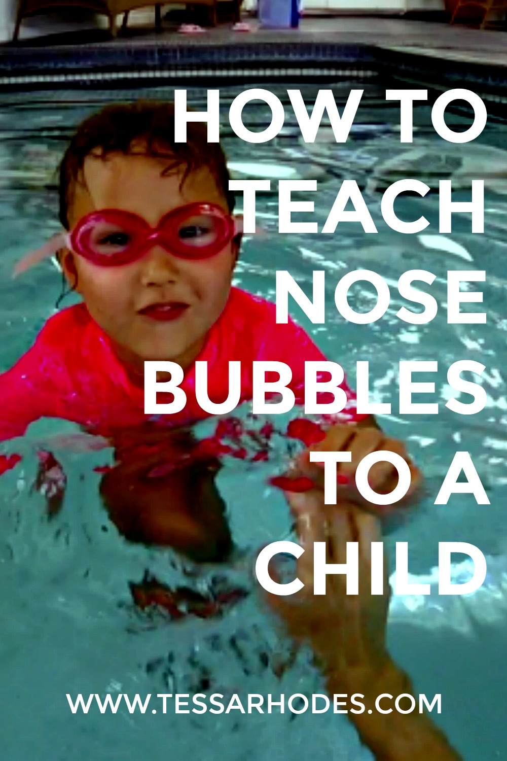 Breath control. How to blow bubbles through the nose.